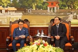 Hà Nội sẽ triển khai 10 dự án đường sắt đô thị trị giá 40 tỷ USD