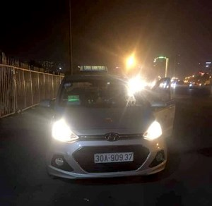 Hà Nội: Tài xế taxi đã chở khách từ Sóc Sơn về bến xe Mỹ Đình trước khi bị sát hại?