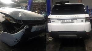 Hà Nội: Tạm giữ hình sự lái xe Range Rover gây tai nạn nghiêm trọng rồi bỏ trốn