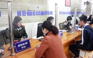 Hà Nội: Tiếp tục gỡ điểm nghẽn cải cách hành chính