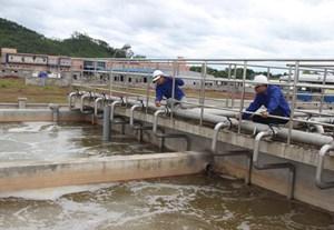 Hà Nội xử lý nước thải thấp nhất trong 3 thành phố lớn