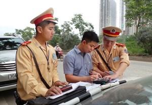 Hà Nội: Xử lý vi phạm kinh doanh vận tải với xe ôtô dưới 9 chỗ từ 15/8