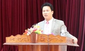 Hà Tĩnh có tân Chủ tịch UBND tỉnh trẻ nhất nước