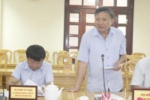 Hà Tĩnh: Đề nghị chấm dứt dự án mỏ sắt Thạch Khê