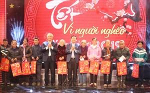 Hà Tĩnh: Gần 2 tỷ đồng ủng hộ 'Tết vì người nghèo - Xuân Kỷ Hợi 2019'