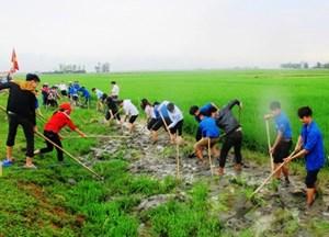 Hà Tĩnh: Huy động hơn 60 tỷ đồng xây dựng nông thôn mới