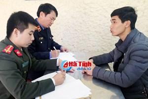 Hà Tĩnh: Bắt đối tượng phản động nhận lương nghìn đô