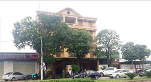 Hà Tĩnh: Một người đàn ông chết bất thường trong khách sạn
