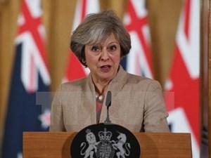 Hạ viện Anh mở đường cho bà May 'kích hoạt' vấn đề rời EU