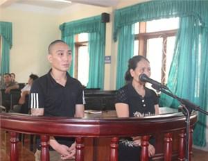 Hai mẹ con cùng ngồi tù vì tội buôn ma tuý