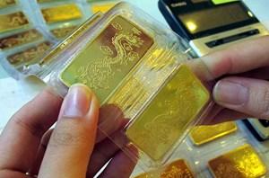 Hai thương hiệu vàng trong nước đi ngang, thế giới giảm nhẹ