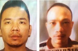 Hai tử tù trốn được khỏi phòng biệt giam