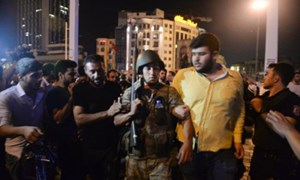 Hai tướng 4 sao của Thổ Nhĩ Kỳ từ chức