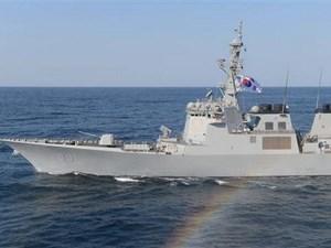 Hàn-Nhật hủy lịch trình giao lưu quân sự vì mâu thuẫn radar trên biển