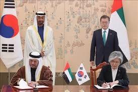 Hàn Quốc và UAE tăng cường hợp tác kinh tế