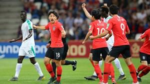 Hàn Quốc và Ukraine lần đầu tiên lọt vào trận chung kết U20 World Cup