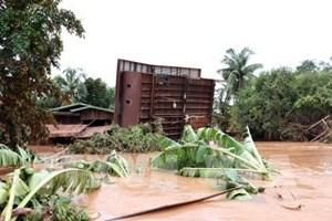 Hàn Quốc viện trợ Lào 1 triệu USD sau sự cố vỡ đập thủy điện
