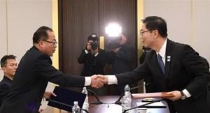 Hàn-Triều họp bàn về các vấn đề xuyên biên giới
