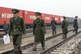 Hàn - Triều khảo sát bổ sung sau lễ động thổ dự án kết nối đường sắt, đường bộ