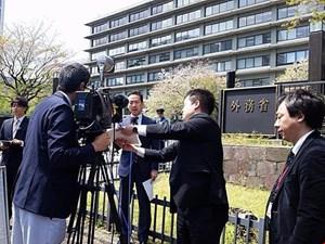 Hãng phim Nhật Bản làm phim về làng chài Mũi Né