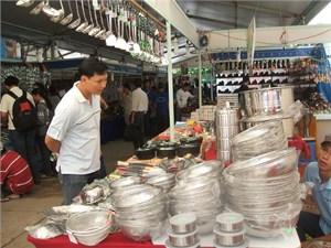 Hàng Việt nỗ lực xuất ngoại