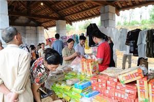 Hàng Việt về nông thôn dịp Tết: Dồi dào nguồn cung