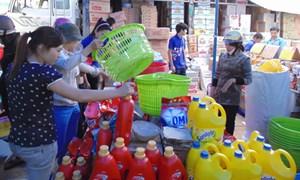 Hàng Việt về nông thôn huyện Thanh Bình (Đồng Tháp)