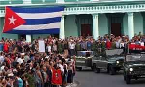 Hành trình cuối cùng của lãnh tụ vĩ đại Fidel Castro