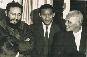 Hành trình đến Cuba viếng Fidel Castro của