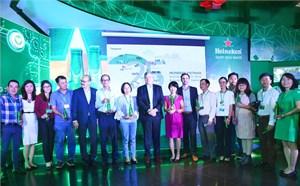 Heineken công bố báo cáo phát triển bền vững