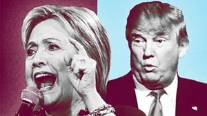 Hillary lấn át Trump sau cuộc tranh luận đầu tiên