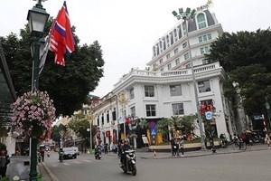 Hình ảnh rất đẹp của Hà Nội, của Việt Nam