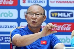HLV Park Hang Seo và bài toán ở King's Cup