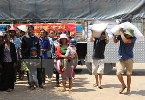 Hỗ trợ 200,745 tấn gạo cho Lào Cai