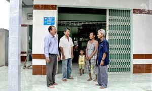 Hỗ trợ đồng bào dân tộc Khmer nâng cao đời sống