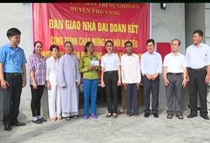 Hỗ trợ người nghèo an cư, lạc nghiệp tại huyện Phú Vang