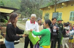 Hỗ trợ xây dựng 46 ngôi nhà cho đồng bào dân tộc Mã Liềng