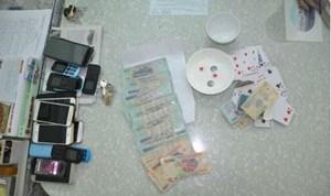 Hòa Bình: Bắt quả tang 37 đối tượng có hành vi đánh bạc