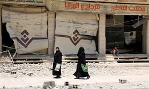 Hòa đàm Syria diễn ra trong ảm đạm