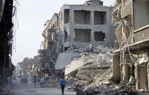 Hòa đàm Syria nối lại trong ảm đạm