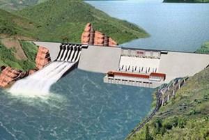 Hoà điện thành công tổ máy số 3 Nhà máy Thủy điện Lai Châu