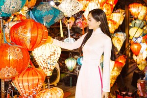Hoa hậu Trần Tiểu Vy sẽ tham gia đón giao thừa tại Hội An