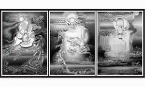 Họa sĩ Nguyễn Đức Hùng: 'Từ tâm vô lượng, giác ngộ và giải thoát'