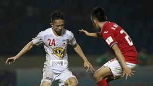 Hoàng Anh Gia Lai giành thắng đậm trước Than Quảng Ninh