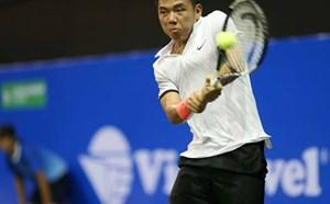 Hoàng Nam rời giải Việt Nam Open 2016