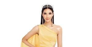 Hoàng Thùy đại diện Việt Nam dự thi Miss Universe 2019