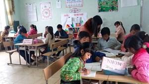 Học sinh vùng cao Lào Cai chuẩn bị tựu trường