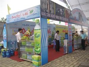Hội chợ triển lãm khu vực Bắc Trung bộ