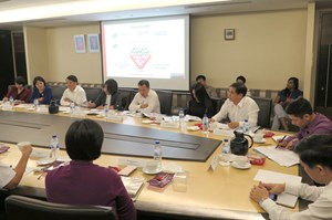 Hội đàm cấp cao giữa  UBTƯ MTTQ Việt Nam và Hiệp hội Nhân dân Singapore