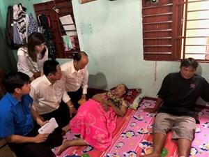 Hội Doanh nhân trẻ Khánh Hòa quyên góp trên 1,2 tỷ đồng hỗ trợ người dân vùng lũ